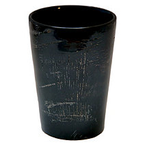 Black Horn Tumbler (Set of 2)