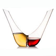 Rogaska Aurea Duo Decanter