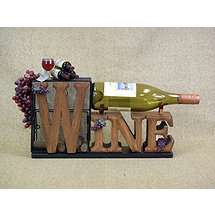 Karen Didion Wine Cork Collector Bottle Holder