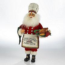 Karen Didion Chef Santa