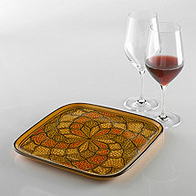 Honey Design 12 Inch Square Platter
