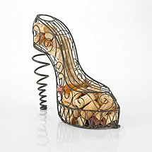 Stiletto Wine Cork Catcher