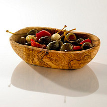 Olive Wood Bowl (Small)