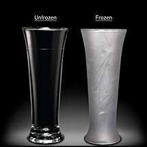 Freeze Pilsner Beer Glass