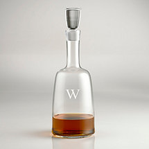 Personalized Fusion Derby Whiskey Decanter