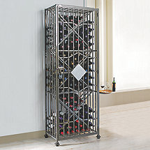 SoHo 96 Bottle Wine Jail