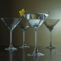 Fusion Martini Glasses (Set of 4)