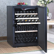 EuroCave Comfort 101 Wine Cellar (1-Temp) (Black - Solid Door) (Outlet A)