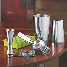 Cocktail Kingdom Shaken Cocktail Bar Tool Kit (7 Piece)