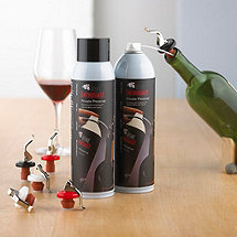 Wine Enthusiast Private Preserve Wine Preservation Set (2