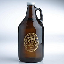 Growlers & Beer Glasses