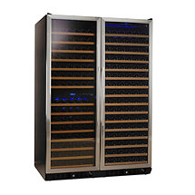 N'FINITY PRO Double Door 332 Bottle Triple Zone