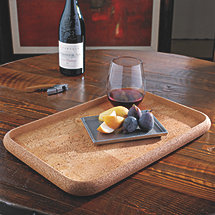 Cork Serving Tray