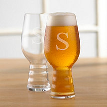 Personalized Spiegelau IPA Craft Beer Glasses (Set of 2)