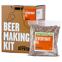 Brooklyn Brew Shop Beer Making Kit (Everyday IPA)