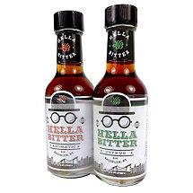 Hella Bitters (Set of 2)