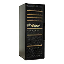 EuroCave Performance 283 Wine Cellar (Black - Left Hinged Full Glass Door) (Outlet A)