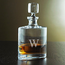 Personalized Eclipse Whiskey Decanter (Base)