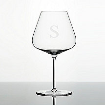 Personalized Zalto Denk'Art Burgundy Glass
