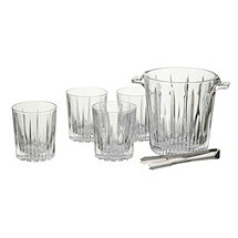 Oleg Cassini Starion Crystal Bar (Set of 6)