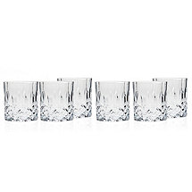 Oxford Dublin Double Old Fashioned Glasses (Set of 4)