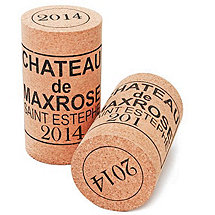 Wine Cork Stool (Chateau de Max Rose 2014)