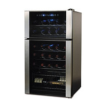 Evolution Series 29 Bottle Dual Zone Wine Refrigerator (Outlet)