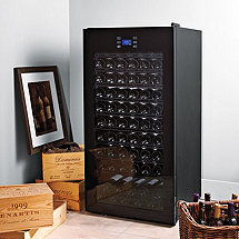 Wine Enthusiast Classic Wine Cellar (92 Bottle) (Outlet)