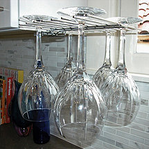 Glass Hanger Wine Glass Drying Rack