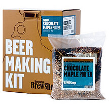 Brooklyn Brew Shop Beer Making Kit (Chocolate Maple Porter)