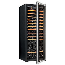 EuroCave Pure L Wine Cellar (Brushed Aluminum Glass Door)