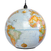 World Globe Pendant Light Classic (Large)