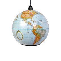 World Globe Pendant Light Classic (Medium)