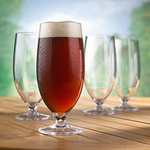 Indoor / Outdoor Stout Glasses (Set of 4)