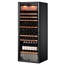 EuroCave Performance 283 Triple Zone Wine Cellar (Black - Left Hinged Glass Door) (Outlet B)