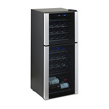 45-Bottle Evolution Series Dual Zone Wine Refrigerator (Outlet)