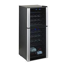 45-Bottle Evolution Series Dual Zone Wine Refrigerator (Outlet)