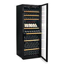 EuroCave Performance 283 Wine Cellar (Black - Glass Door) (OUTLET G)
