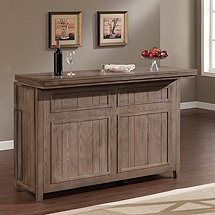 Evolution Home Bar (Glacier Finish)