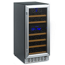 N'FINITY PRO 29 Dual Zone Wine Cellar (Stainless Steel Right Hinge)