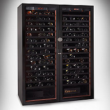 EuroCave Revelation Double L Wine Cellar