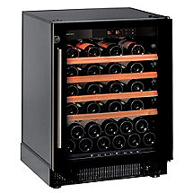 EuroCave Performance 59 Built-In Wine Cellar (Black - Glass Door) (Outlet D)