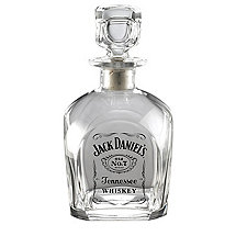 Jack Daniels Whiskey Decanter