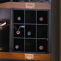 Casier Wine Cube