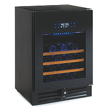 N'FINITY PRO HDX 46 Dual Zone Wine Cellar (Full Glass Door)