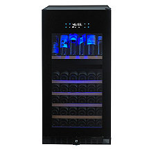 N'FINITY PRO HDX 94 Dual Zone Wine Cellar (Full Glass Door)