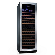 N'FINITY PRO HDX 166 Dual Zone Wine Cellar (Stainless Steel Door)