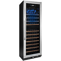 N'FINITY PRO HDX 187 Dual Zone Wine Cellar (Stainless Steel Door)
