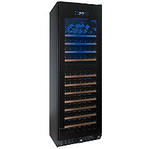 N'FINITY PRO HDX 187 Dual Zone Wine Cellar (Full Glass Door)