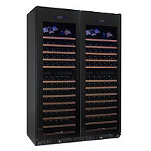 N'FINITY PRO HDX 332 Double Door Wine Cellar (Full Glass Door)